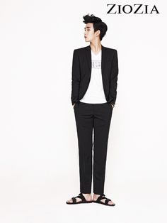 김수현 ZIOZIA Ad (Kim Soo-Hyun for ZIOZIA Ad)