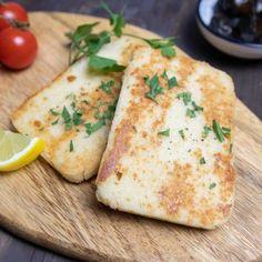 Vegan Halloumi, Vegan Barbecue, Vegan Cheese, Going Vegan, Diy Food, Vegan Vegetarian, Paleo, Food Inspiration, Vegetarian Recipes
