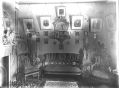 victorian drawing room - Google Search