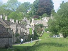 Bibury In The Cotswolds