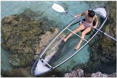 실제 제주도에 가면 타볼 수 있는 카누입니다.  An actual canoe ride go to Jeju Island.