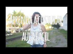 Costura rebatida ou inglesa passo a passo - YouTube