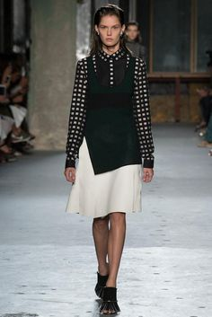 Proenza Schouler Spring 2015 Ready-to-Wear - Collection - Gallery - Look 1 - Style.com