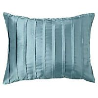 Tu Teal Pleated Cushion