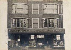 Woolworths Northgate 1913