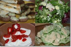 Was cookst Du heute: Melitzanokeftédes - vegetarische Frikadellen