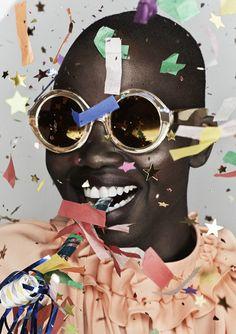 BLOGGED: Karen Walker's anniversary eyewear collection