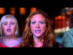 The Bellas remix Just the Way You Are - Pitch Perfect