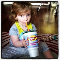 Our Smoothie Fans come in all sizes!
