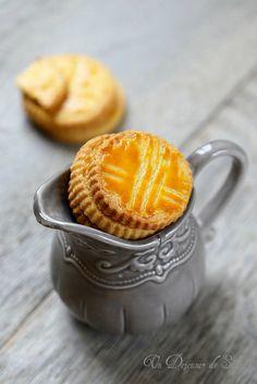 Un dejeuner de soleil: Galettes bretonnes, des biscuits addictifs