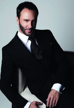 Tom Ford. What a beautiful man