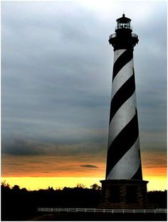Cape hatteras light, USA