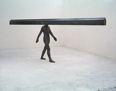 Website of British sculptor Antony Gormley, creator of the Angel of the North, Field for the British Isles, and Quantum Cloud. Martial Arts Weapons, Martial Arts Styles, Metal Art Sculpture, Abstract Sculpture, Bronze Sculpture, Antony Gormley Sculptures, Metal Yard Art, Installation Art, Art Installations