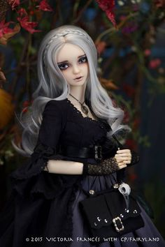 Lunnula Moonbeams, character design by Victoria Francés - Ego - AlterEgo New Dolls, Ooak Dolls, Gothic Dolls, Anime Child, Blond Amsterdam, Fairy Dolls, Ball Jointed Dolls, Beautiful Dolls, Character Design
