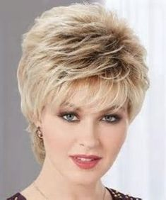 Suggestions with regard to excellent looking women's hair. Your hair is undoubtedly precisely what can certainly define you as a man or woman. To many individuals it is important to have a fantastic hair style. Hairstyle For Short Hair. Hair and beauty. Hair Styles For Women Over 50, Short Hair Cuts For Women, Long Hair Cuts, Medium Hair Styles, Curly Hair Styles, Short Shag Hairstyles, Permed Hairstyles, Short Hairstyles For Women, Cool Hairstyles