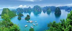 Vietnam is full of excitement and discovery and this would love to help you plan, enjoy and experience #VietnamTourPackages as much as we do.