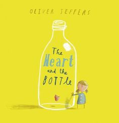 Buy The Heart and the Bottle by Oliver Jeffers at Mighty Ape NZ. Award-winning picture book star Oliver Jeffers explores themes of love and loss in this life-affirming, uplifting tale, due to be featured in a major . Oliver Jeffers, Roman Noir, Child Life Specialist, Helena Bonham Carter, Children's Picture Books, Ipad Picture, Lectures, Children's Literature, Children's Book Illustration