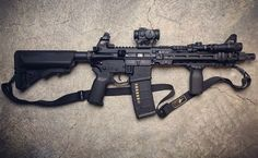 Airsoft Guns, Weapons Guns, Guns And Ammo, Bcm Rifles, Ar Pistol Build, Ar Rifle, Cool Guns, Assault Rifle, Military Weapons
