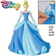 Disney s Cinderella Tabletop Coin Bank