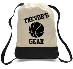 Basketball Drawstring Totebag Drawstring Closure Bag Backpack personalized wit name Basketball bag - personalized backpack Custom Made T Shirts, Custom Tees, Backpack Bags, Tote Bags, Drawstring Backpack, Personalized Backpack, Best Commercials, Backpacks, Hold On