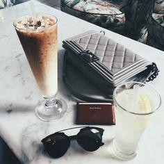 Dior Sunglasses And Chanel Boy Bag #sunglassesobsessed