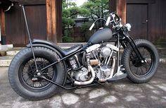 Harley Bobber, Harley Bikes, Bobber Chopper, Harley Davidson Sportster, Bobber Bikes, Bobber Motorcycle, Cool Motorcycles, Custom Harleys, Custom Bikes
