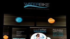 CENTRE WATERBIKE – LES HALLES / En plein cœur de Paris dans le quartier des Halles, vous êtes reçu(e) dans ce centre de remise en forme moderne et design pour des séances de WaterBike seul(e) ou à plusieurs !