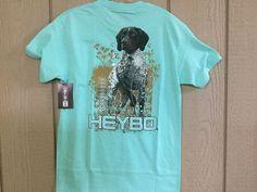 40110cb2a87b1 Heybo Pointer Short Sleeve Vintage Tee HeyBo