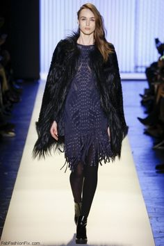 Hervé Léger by Max Azria fall/winter 2016 collection - New York fashion week. #nyfw