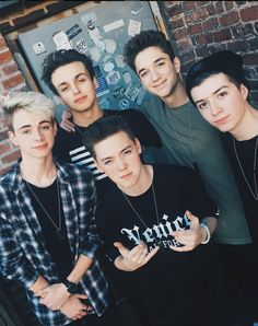 why dont we | [PICS] Why Don't We Pics — See Photos Of The Cute Boy Band ...