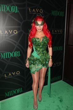 Sexy celeb Halloween costumes: Coco and Ice T, Kim Kardashian