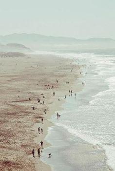 Ocean Beach, SanFrancisco by tonya