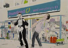 Stuart Semple: Official Homepage | A POUNDING OUTSIDE POUNDLAND (or how my nose…