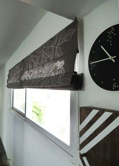 How to make roman blinds - Ohoh Blog