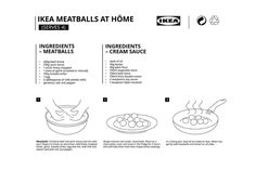 IKEA shares meatball recipe so you can have it at home - IKEA Hackers