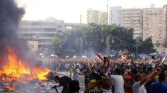 Egypt's 'color coup'