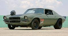 1973 Chevrolet Camaro RS-Z28 F-bomb from fast and furious 4