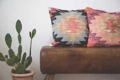 Sostrene Grene kelim cushion cover by sonomaseven.dk #grenehome