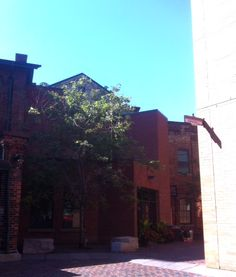 We're in there somewhere ... #home #office #headquarters #Toronto #distillerydistrict