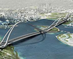 Maior ponte do mundo foi projetada para dar visibilidade à Opera House | PiniWeb