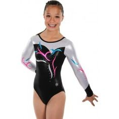 Fascinate B Competition Leotard