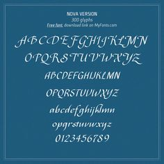 New Bispo – Free Font by Jackson Alves, via Behance