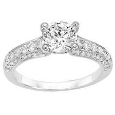 1-1/2 ct. tw. Diamond Engagement Ring