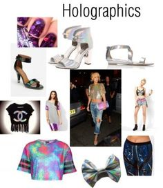 While clearly Rihanna is a fan, What do we really know about the new Holographic fashion trend? WhileI've never claimed to know it all,I do know it's Hot for Spring/Fall,...