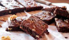 Brownies proteici cioccolato e noci