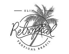 Confira este projeto do @Behance: \u201cRetropical - Tropical Brasil\u201d https://www.behance.net/gallery/19366333/Retropical-Tropical-Brasil