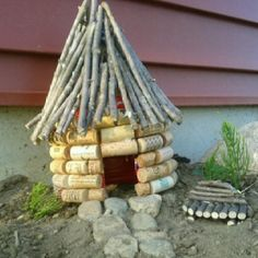 Gnome and toads and anything more on pinterest toad Make your own toad house