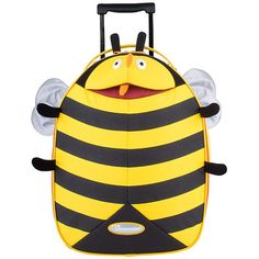Samsonite Sammies Dinky 3 Ladybird Upright - 45cm - Children's ...