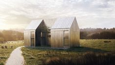 Adjaye and Toogood design affordable prefab houses for property start-up