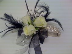 Black Diamond Corsage Item No: YPBD